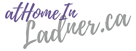 atHomeInLadner.ca Logo