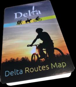 Rout Map - http://www.delta.ca/docs/default-source/parks-recreation-and-culture/delta-bike-routes.pdf?sfvrsn=4